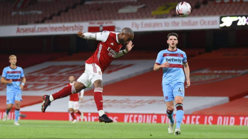 Arsenal 2-1 Westham: Gunners dig deep for second successive league win in tough London derby