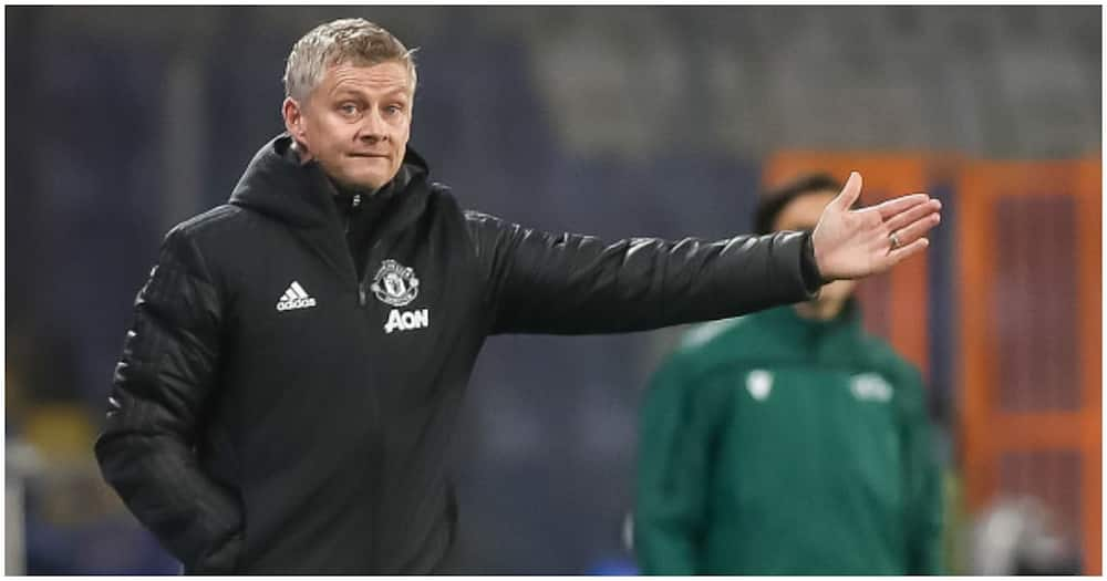 Ole Gunnar Solskjaer: Man United boss declines to comment on possible sack