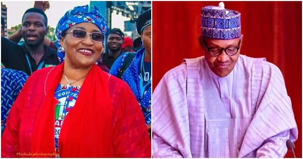 President Buhari Reacts to the Sudden Death of His Former Minister