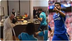 Video of Diego Costa 'punching' Chelsea top official emerges, Blues fans react