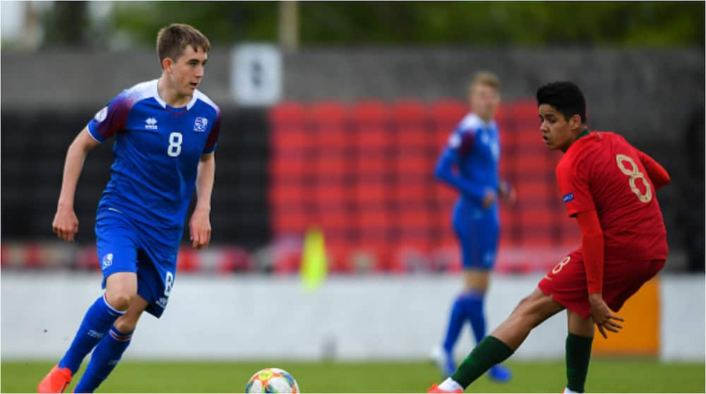Isak Bergmann Johannesson: Manchester United and Liverpool enter race to sign Iceland winger