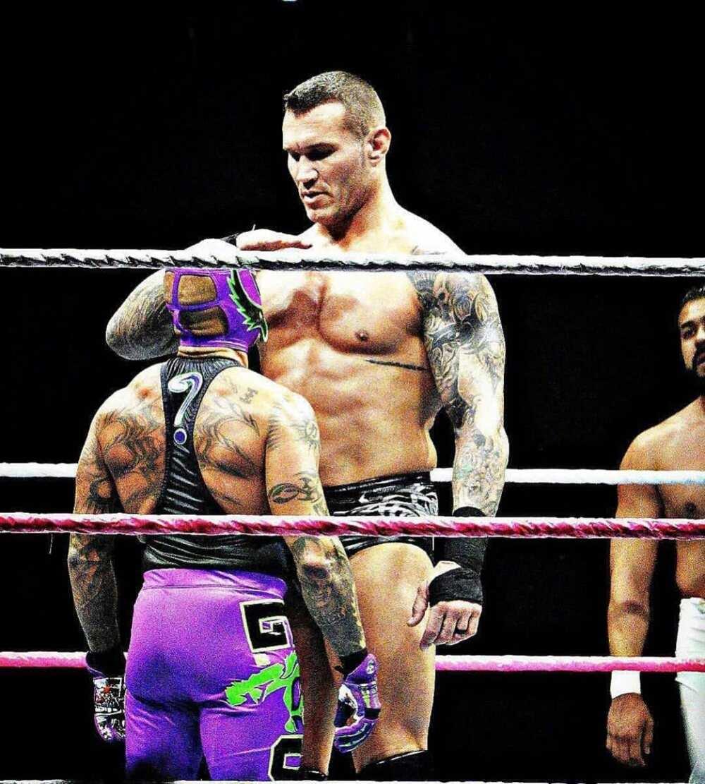 Randy Orton height