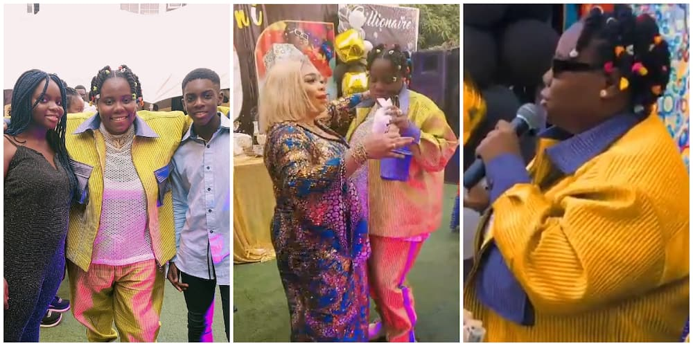 Singer Teni's family members throw surprise birthday party for her, see videos