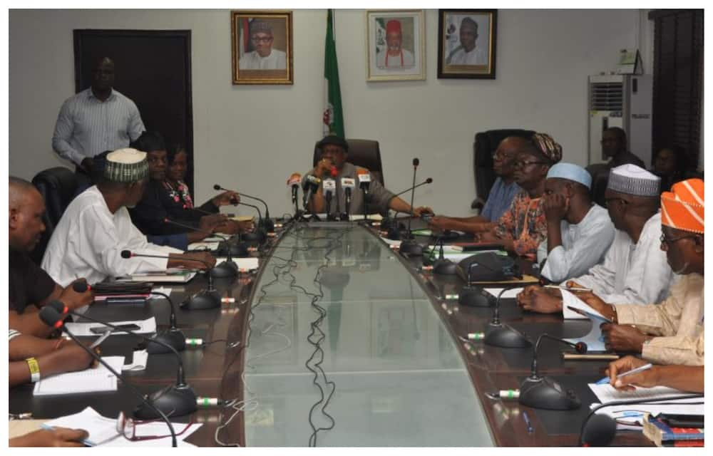ASUU strike: Governors to FG, please create temporary payment platform