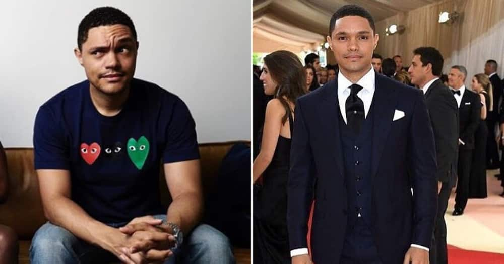 Trevor Noah explains mother's strength by what she carried on her head