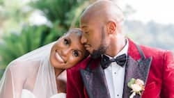Insecure actress Issa Rae marries longtime lover Louis Diame during a private wedding in France