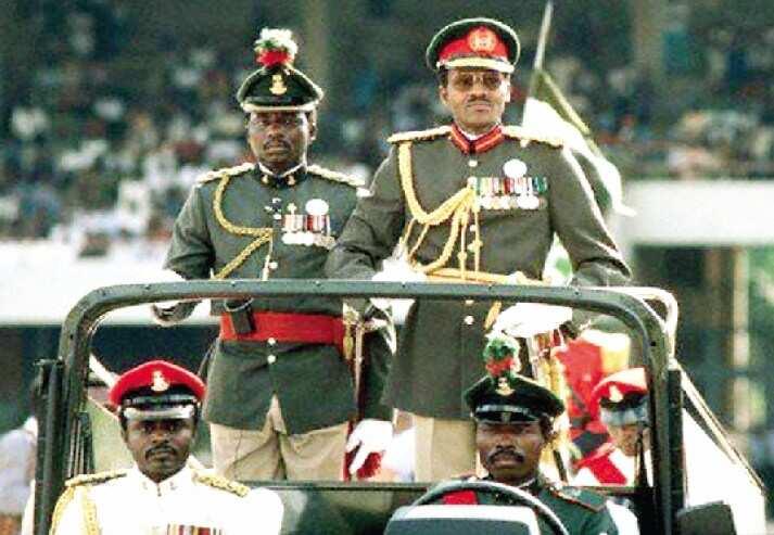 Kunne-ya-girmi-kaka: Yadda aka sa Buhari cikin mari yayin juyin mulkin da aka yi masa a 1985
