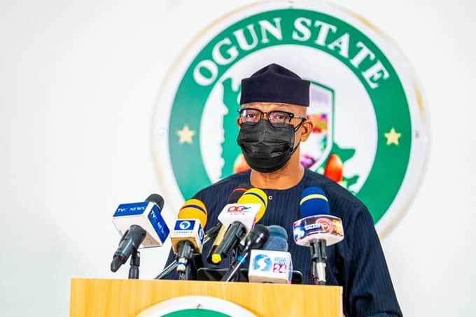 COVID-19: Ogun orders full reopening of churches, mosques, hotels