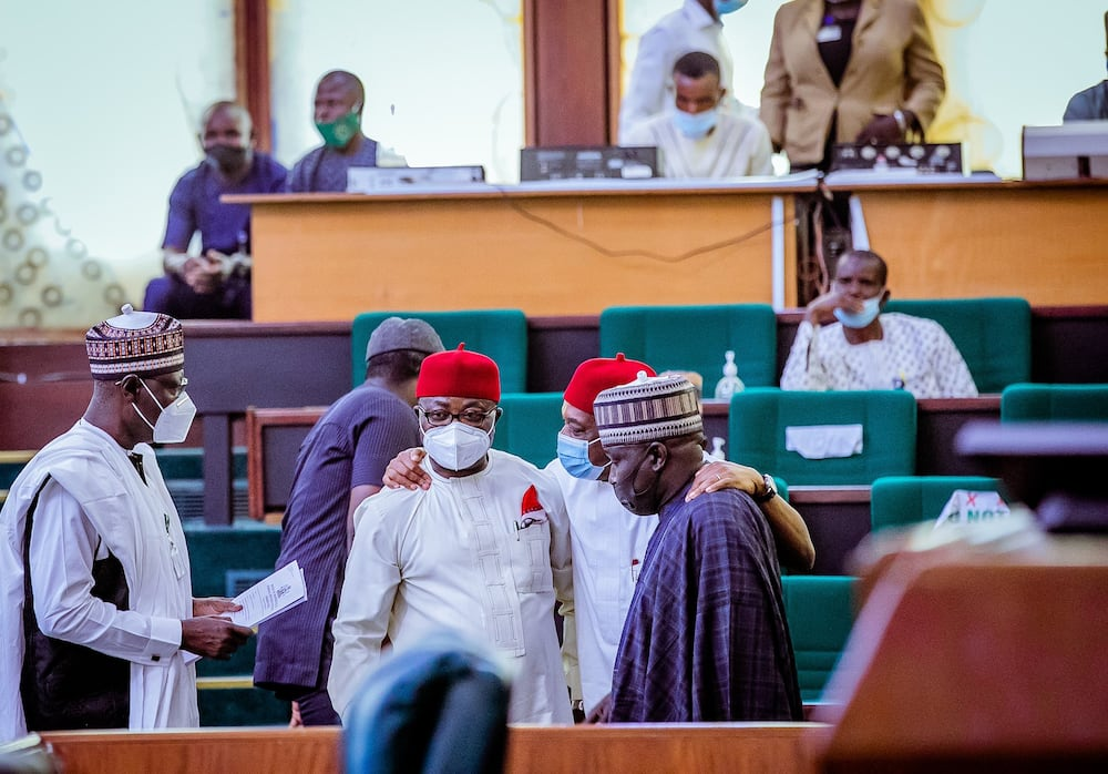 Reps To Take Disciplinary Measures Against Lawmaker Over Call For Buhari's Impeachment