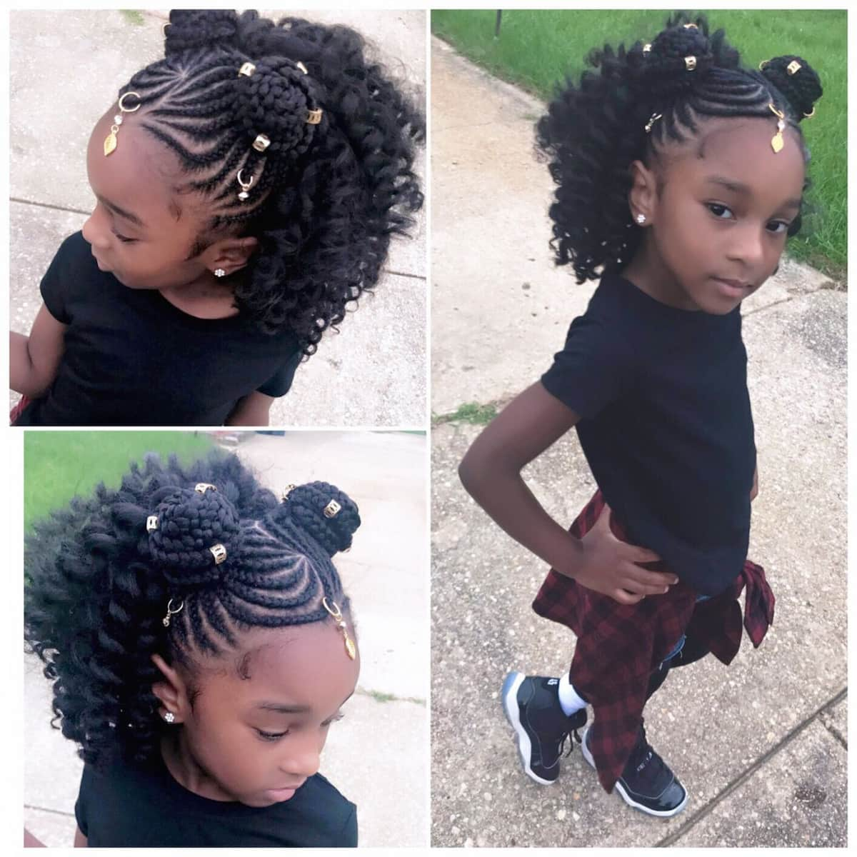 Top Weaving Hairstyles For Children The News Globe