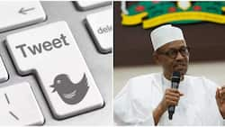 Twitter gives good news after Buhari's comment on lifting suspension