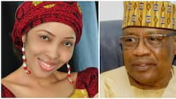 IBB was my boyfriend then but we are just friends now - Kannywood actress Ummi Ibrahim reveals