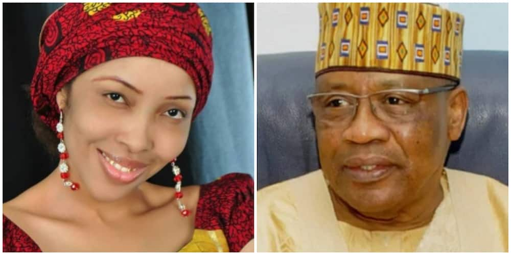 Kannywood Actress Ummi Ibrahim: IBB was My boyfriend Then But We are Just Friends Now