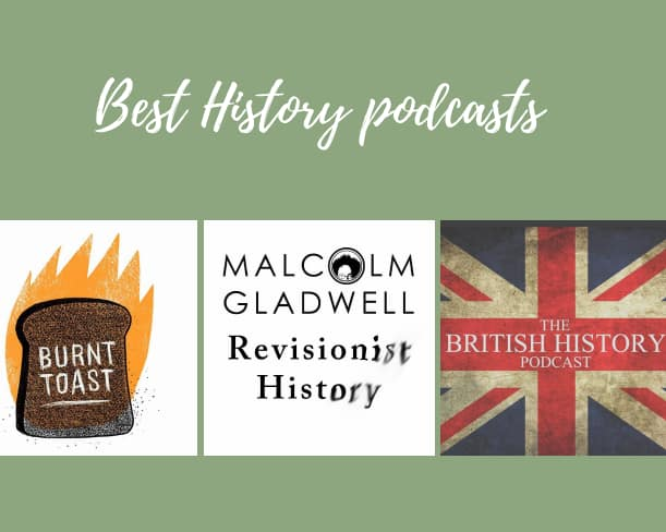 Best history podcasts