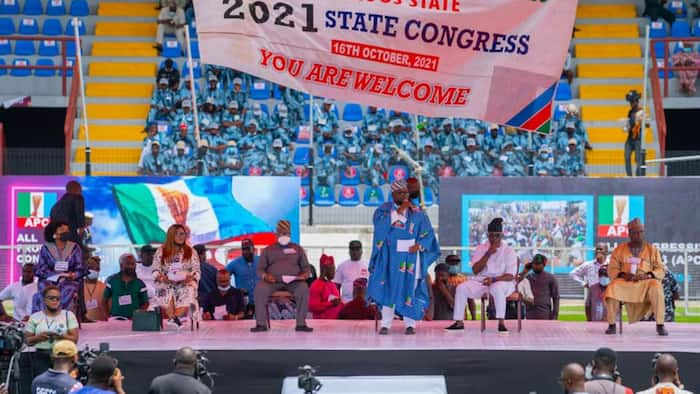 List of winners as APC, PDP conduct state congresses across Nigeria