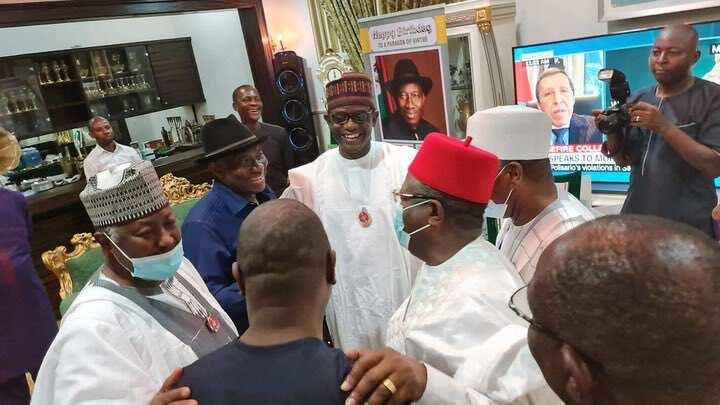 Ziyarar gwamonin APC ga Goodlucki Jonathan: PDP ta yi martani