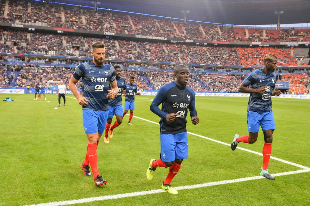 Paul Pogba, Olivier Giroud reveal important part of Chelsea star Kante people don't know about