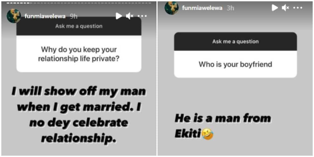Actress Funmi Awelewa talks relationship as she fires back at people advising her to marry