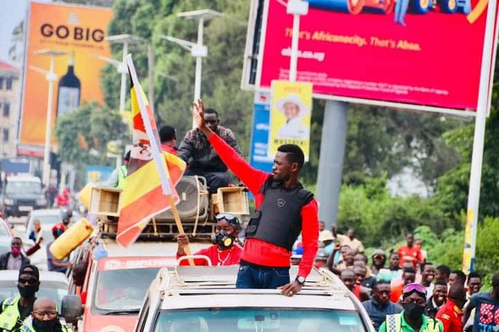 Uganda Poll: President Museveni in early lead as Bobi Wine Claims 'Fraud And Violence' Marred Election Day