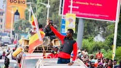 Uganda poll: Incumbent president in early lead as Bobi Wine claims widespread election fraud