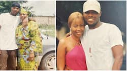 Actor Bolanle Ninalowo appreciates wife and mother, recounts how they fed him well during his NYSC days