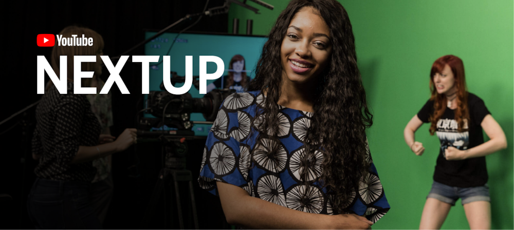 YouTube Reinforces Commitment to Creators with YouTube NextUp Programme
