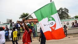 Just in: PDP suspends 2 prominent party chieftains in northern state, gives reason