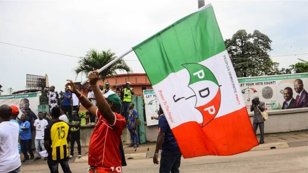 PDP Suspends 2 Prominent Party Chieftains in Borno over Anti-Party Activities
