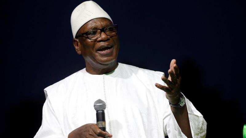 Da duminsa: Sojin Mali sun sanar da sakin shugaba Boubacar Keita