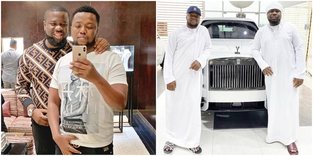 Free at Last: Hushpuppi's Best Friend Breaks Silence as He Regains Freedom after Six Months in Detention