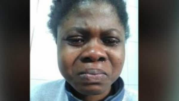 Nigerian lady who was accused of attempted murder, theft in Lebanon returns home