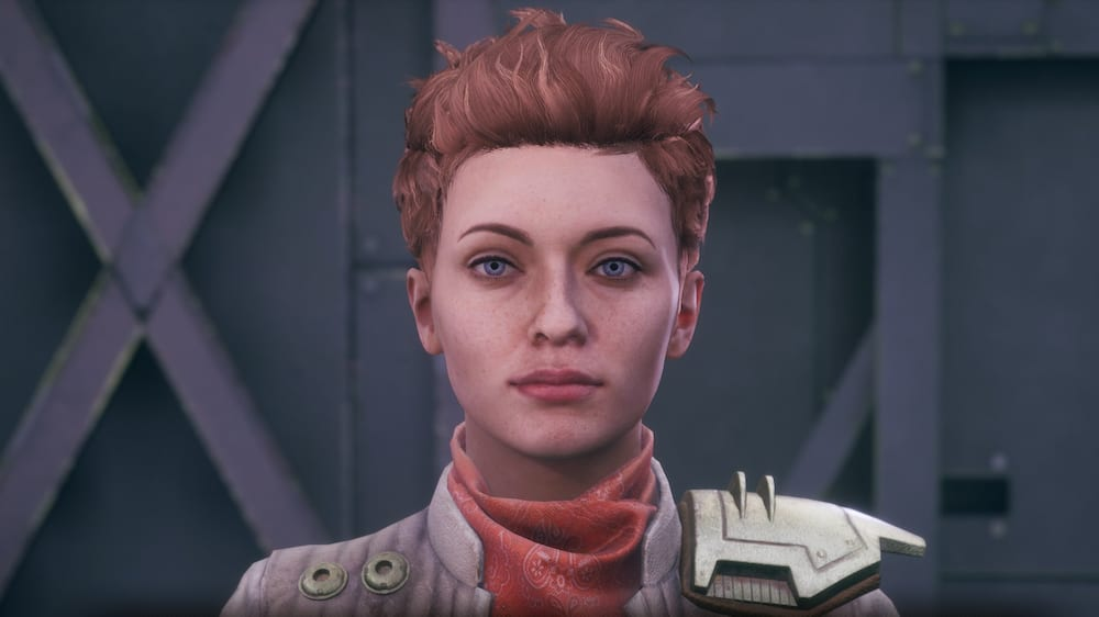 outer worlds characters