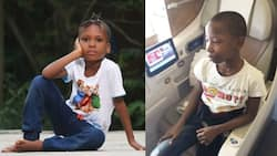 11 lovely photos of child comediennes Emanuella and Success shaking up comic industry in Africa