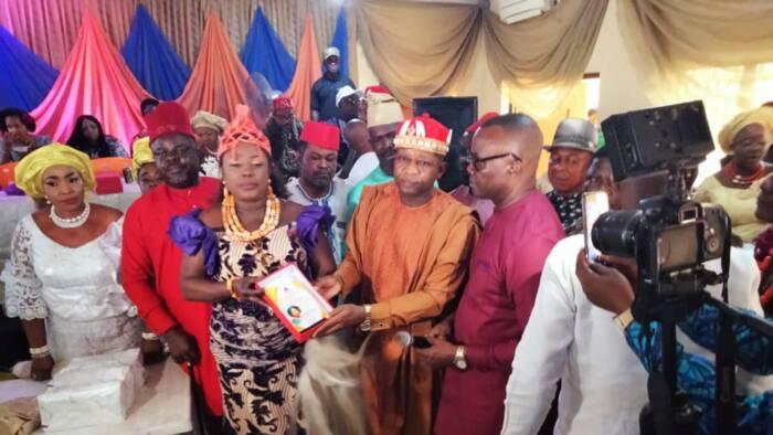 Sanwo-Olu's wife, Idimogu commends Igbo women on charity work