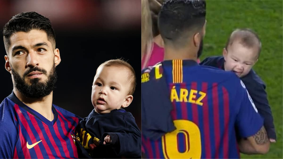 Image result for suarez receives bite from baby legit