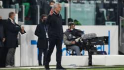 Jose Mourinho taunts Juventus fans again despite Roma's narrow defeat in Turin