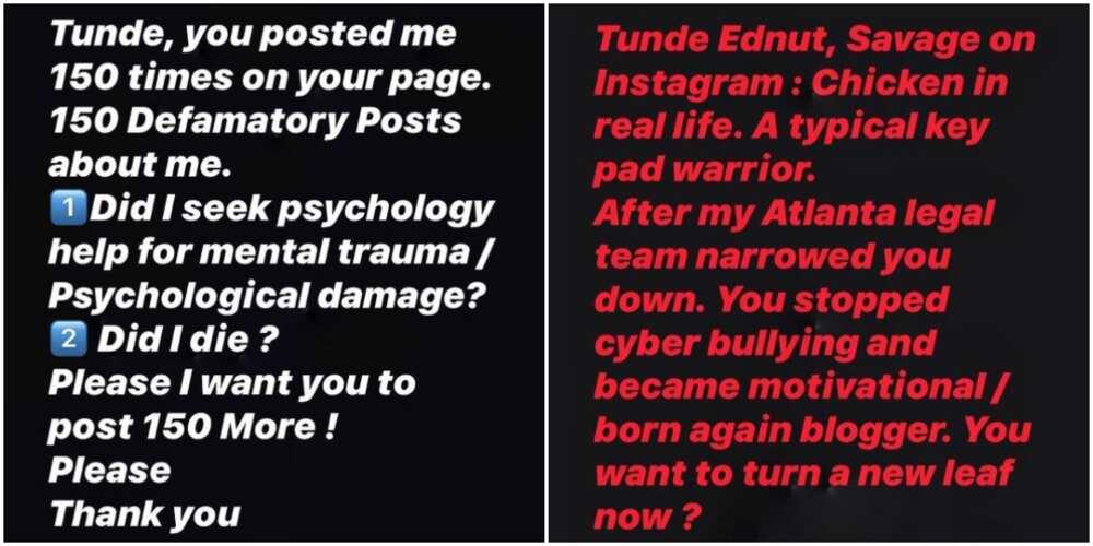 Nigerian Blogger Joro Olumofin Sues Tunde Ednut In American Court Последние твиты от tunde ednut (@tundeeddnut). nigerian blogger joro olumofin sues