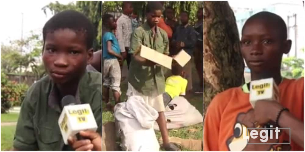 I don't have a mother, I don't know my father - Calabar Street Boy