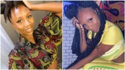 George Floyd: Dancer Korra Obidi slammed for joining protest dressed 'indecently'