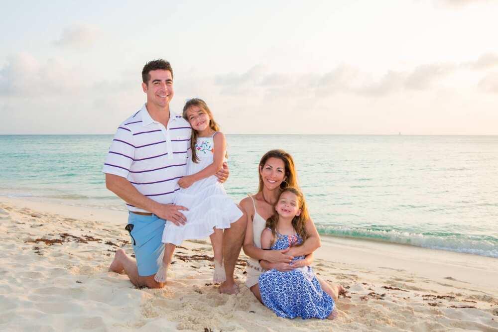 Jesse Watters family