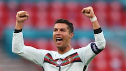 Cristiano Ronaldo scores 2 goals in Portugal's big win against Hungary, sets 4 new records