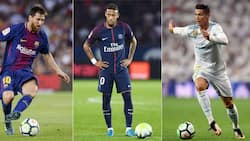 Ronaldo overtakes Messi as no.1 in top 10 highest paid footballers, earns N51bn a year at Man United