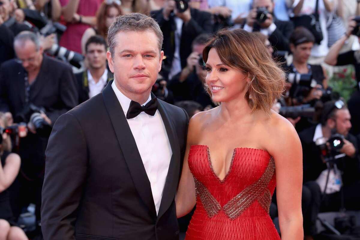 The life story of the beautiful Luciana Barroso, Matt Damon's wife