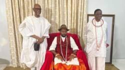 Olu of Warri: Emiko gifts himself Rolls Royce, 2021 Bentley worth millions of Naira as he prepares for colourful coronation