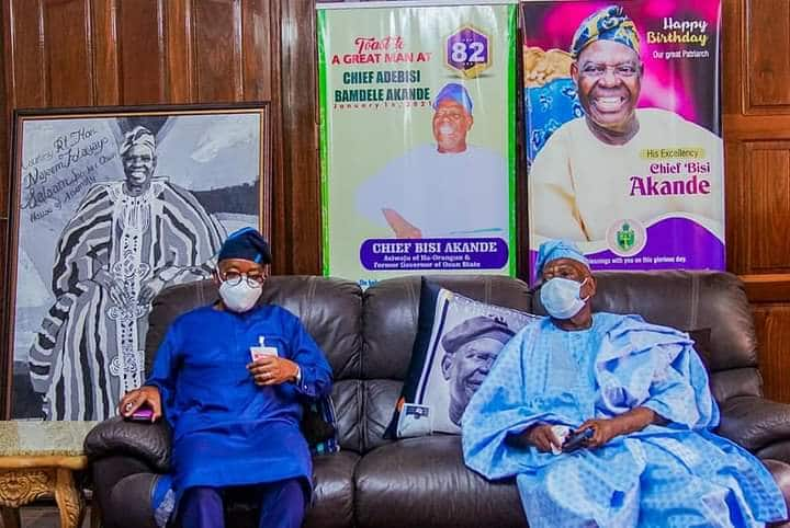 2023: Major boost for Tinubu's presidential ambition as Akande plans to meet southwest leaders
