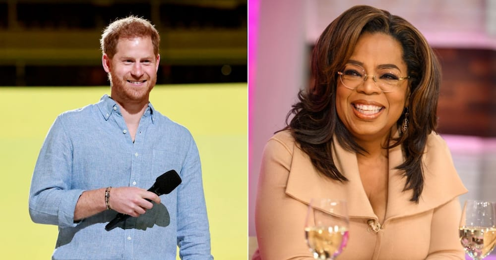 Prince Harry & Oprah's New Docu Series Set to Tackle Issues of Mental Health
