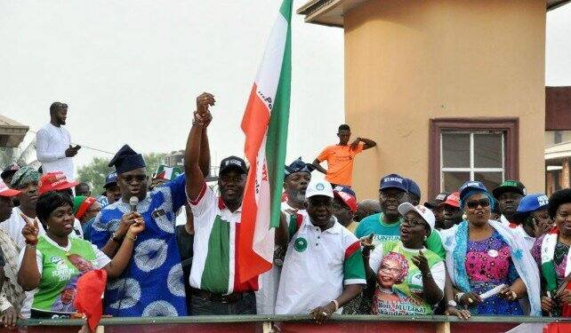 Fayose blows hot, calls Makinde 'baby governor' as crisis rocking southwest PDP deepens