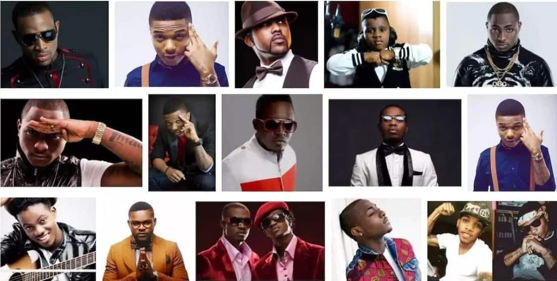 List of Nigerian musicians and their state of origin