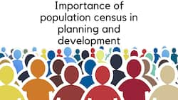 Importance of population census in planning and development