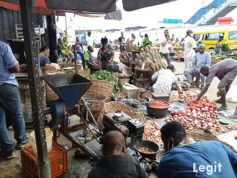 It is no longer business as usual in markets across the state, as vegetable is also expensive. Photo credit: Esther Odili